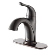 Arcus Oil Rubbed Bronze Single Lever Basin Faucet, 7-1/5''H