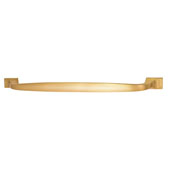 Beaulieu Collection in Brushed Brass, 365mm W x 29mm D x 18mm H (Appliance Pull)