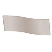 Lago di Como Collection Handle in Stainless Steel, 20mm W x 27mm D x 60mm