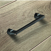 Studio Collection H1565 (6-15/16''W) Pull Handle in Oil-Rubbed Bronze, 176mm W x 32mm D x 32mm H
