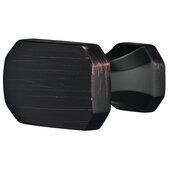 Design Deco Series Design Model H2185 Collection Zinc Alloy Knob in Oil-Rubbed Bronze, 36mm W x 31mm D x 20mm H (1-7/16'' W x 1-1/4'' D x 13/16'' H)