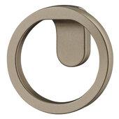 Design Deco Series Design Model H2160 Collection Zinc Alloy Knob in Light Bronze, 51mm Diameter x 22mm D (2'' Diameter x 7/8'' D)