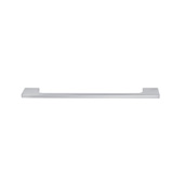 Cornerstone Series Showcase Collection (8-2/5'' W) Cabinet Handle in Brushed Nickel, 212mm W x 25mm D x 6mm H, Center to Center: 192mm  (7-9/16'')