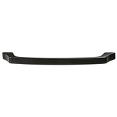 Cornerstone Series Elite Handle Collection Zinc Arched Handle in Dark Oil-Rubbed Bronze, 184mm W x 27.5mm D x 12mm H (7-1/4'' W x 1-1/16'' D x 1/2'' H), Center to Center: 160mm (6-5/16'')