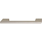 Studio Collection Handle in Stainless Steel Look, 190mm W x 35mm D x 15mm H