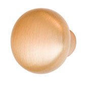H�fele Arcadian Collection Knob in Brushed Bronze, 35mm Diameter x 32mm D x 16mm Base Diameter