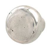 Häfele Arcadian Collection Knob in Britannium, 35mm Diameter x 32mm D x 16mm Base Diameter
