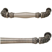 Artisan Collection Handle in Pewter, 88mm W x 30mm D x 11mm H, Pack of 5