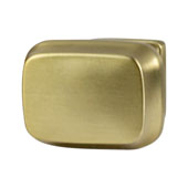 Amerock Revitalize Collection (1-1/4''W) Knob, Golden Champagne, 32mm W x 22mm D x 30mm H