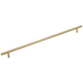Amerock Collection (22''W) Bar Pull, Golden Champagne, 560mm W x 13mm D x 35mm H, 480mm Center to Center