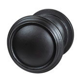 Amerock Revitalize Collection (1-1/4'' Dia.) Round Knob, Black Bronze, 32mm Diameter