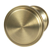 Amerock Westerly Collection (1-1/6'' Dia.) Round Knob, Golden Champagne, 30mm Diameter