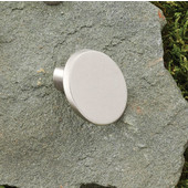 (1-1/4'') Diameter Knob in Matt Nickel, 32mm Diameter x 28mm D
