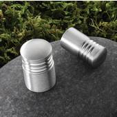 H�fele Technik Collection Stainless Steel Knob in Matt Finish, 20mm  Diameter x 30mm D