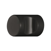Hewi Collection Polyamide Knob in Black, 13mm Diameter x 25mm D