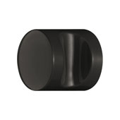 Hewi Collection Polyamide Knob in Black, 35mm Diameter x 30mm D