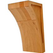 Transitions Collection Corbel, Cherry, 4-1/2''W x 5''D x 9''H