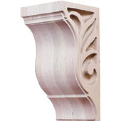Lafayette Collection Corbel, Maple, 2-7/8''W x 3''D x 6''H