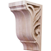 Lafayette Collection Corbel, Maple, 4-1/4''W x 5''D x 9''H