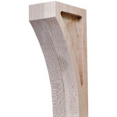 Transitions Collection Corbel, Maple, 1-3/4''W x 3''D x 6''H