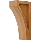 Transitions Collection Corbel, Cherry, 1-3/4''W x 3''D x 6''H