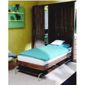 Foldaway Bed Fittings Hardware Kit - Lengthwise Mounting