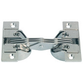 90° Miter Flap Cabinet Hinge in Nickel Plated, 1.5mm (1/20'') W