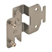 5-K Advantage 270° Five Knuckle Cabinet Hinge Grade 1 in Powder Coated Dull Chrome, 70mm (2-3/4'') H