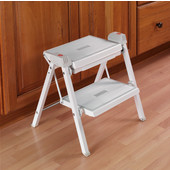 Fantastic Step Stools And Ladders Kitchensource Com Creativecarmelina Interior Chair Design Creativecarmelinacom