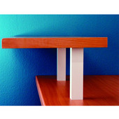 Raised Square Countertop Support, Available in Multiple Sizes