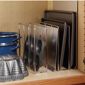 Kitchen Cabinet Baking Tray Rack