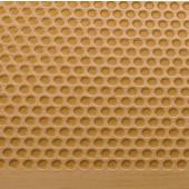 Polystyrene Maple Undersink Mat, 625mm W x 1150mm D (24-5/8'' W x 45-1/2'' D)