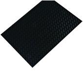 Non-Slip Mat, Weave, Black, 23-5/8''W x 46-1/16''D (600mm x 1170mm)