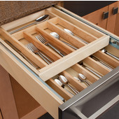 Double Cutlery Drawer, Different Sizes Available