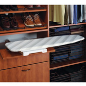 Ironfix™ Shelf-Mounted Ironing Board