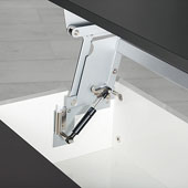 Tavoflex Table Top Lift-Up Fitting, Installation Width: 698mm (27-1/2'')
