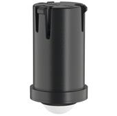 Wheel-Me Caster Mobile Furniture Foot 25mm (1'') Diameter, Black Housing