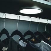 Signature Wardrobe Tube, w/ Protective Cap & Supports, Chrome Polished, Different Lengths Available