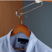 Telescopic Closet or Wardrobe Valet Rod, Multiple Sizes Available