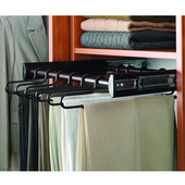 ''Synergy'' Collection Pants Rack, Dark Oil-Rubbed Bronze, Available in Various Sizes