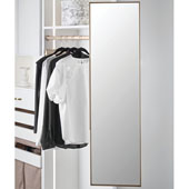 Elite Pull-Out Full Rotation Mirror, Dark Oil Rubbed Bronze, 13-3/8'' W x 35''H