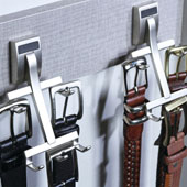 ''Synergy Elite'' Collection Belt Hook, Matt Aluminum
