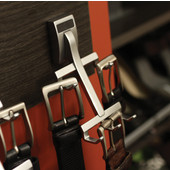 ''Synergy Elite'' Collection Belt Hook, Matt Nickel