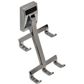 ''Synergy Elite'' Collection Belt Hook, Polished Chrome