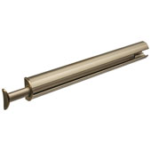 ''Synergy Elite'' Collection Valet Rod for Closet or Wardrobe, Matt Gold, 2 Sizes Available