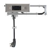 Blade Series Model 1514-120, Docking Drawer (4) USB-A (4.2 AMP @ 5VDC) Port in Stainless Steel