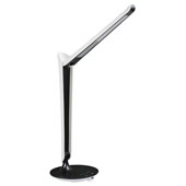 Adjustable LED Desktop Lamp, TL-2000 with USB charging, Variable Colors, White