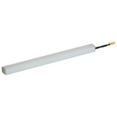 LOOX 12V #2037 Surface Mount LED Strip Drawer Light, Warm White 3000K, 9'' Length