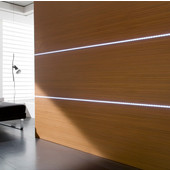 Luminoso 12V LED Strip ''Plus'' High Intensity Strip Light, 5000K Cool White, Thermoplastic, 250mm (9-13/16''), 9 LEDs