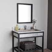 Havana Mirror, 23''W x 1-1/4''D x 27''H